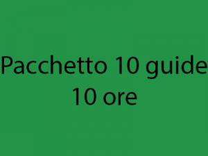 Pacchetto 10 guide